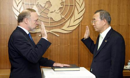 Norwegian criticism of Ban Ki-Moon