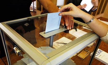 The New EU Voting system � the old west-east north-south division