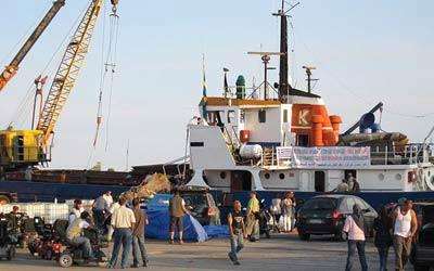 A Norwegian Boat May Join Gaza Freedom Flotilla