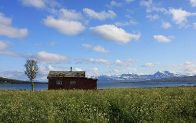 Rent a Cabin and Experience Norwegian Spring
