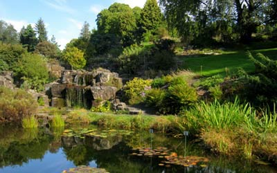 Enjoy Norwegian Spring in Oslo�s Parks
