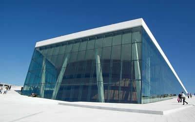 Photo : Bjørn Erik Pedersen | The Oslo Opera House (Norwegian: Operahuset)  Is The Home Of The Norwegian National Opera And Ballet, And The National  Opera ...