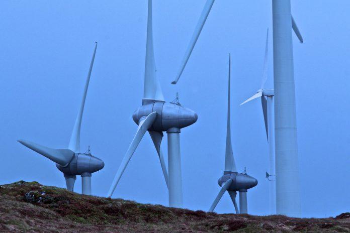 wind turbines norway energy
