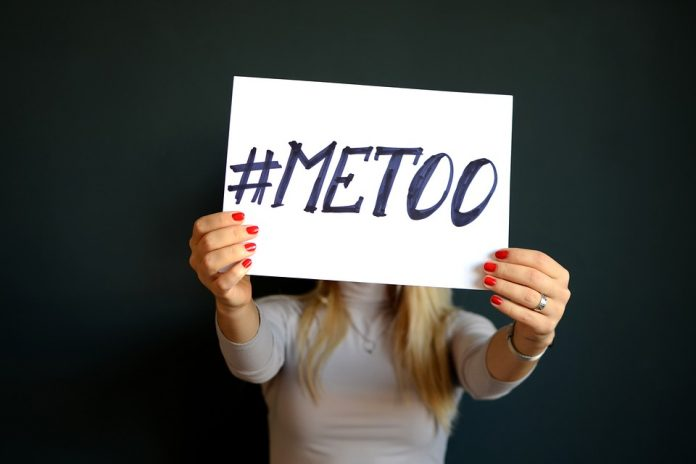 Female Metoo Abuse Woman Sexual Harassment Women