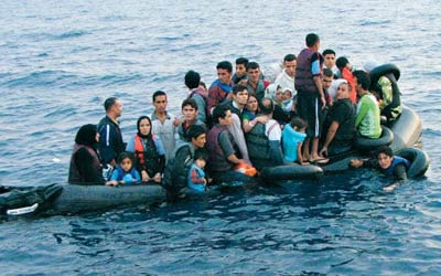 Cost of the Flow of Refugees to Norway is up to 50 Billion