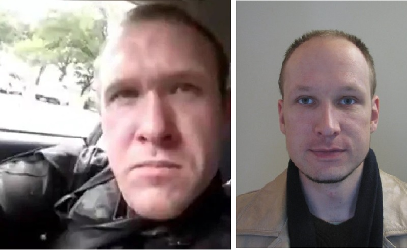 New Zealand Terror Attack Video Wallpaper: New Zealand Terrorist Had Contact With Breivik In Norway