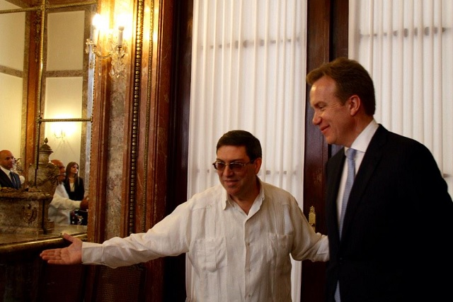 Norway Explores Deeper Cooperation with Cuba