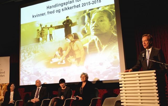 Norway intensifies efforts to promote Women, Peace and Security