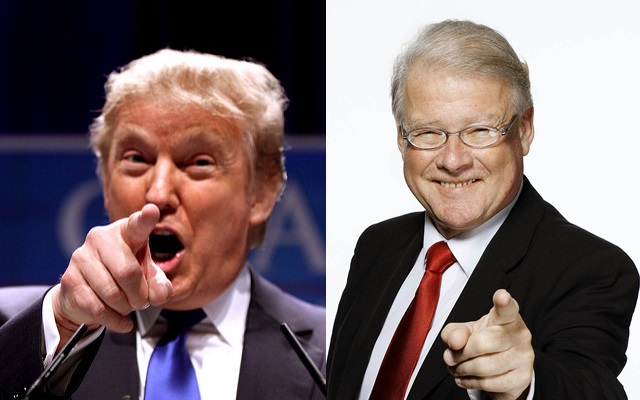 Former Leader of Norway Progress Party (Frp): Donald Trump Resembles Me