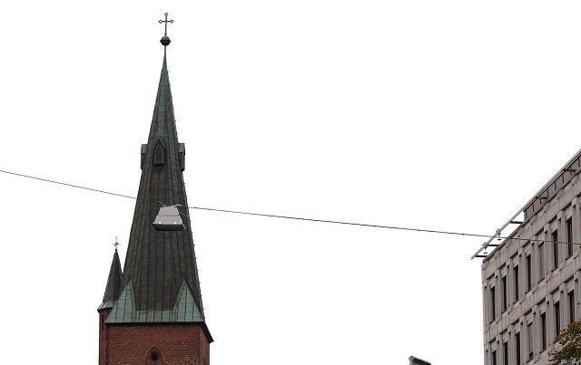 Oslo Catholic Church is Charged with Membership Fraud