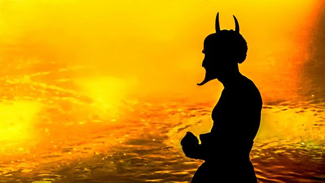 4 out of 10 Norwegians Believe in Devil