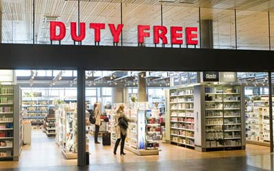Parliament Report Favors Closing of Duty Free Shops in Norway
