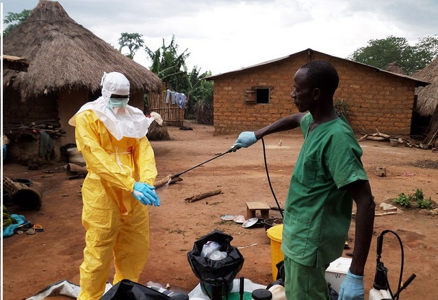 Norwegian Aid Worker Infected with Ebola in Sierra Leona