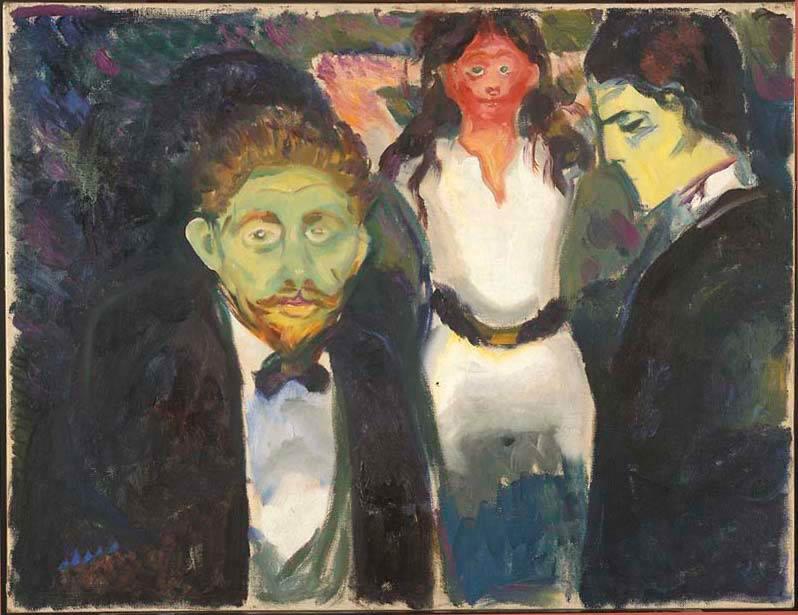 Edvard Munch's Oslo
