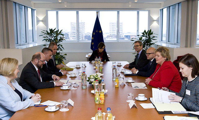 Norway Increases Cooperation with EU