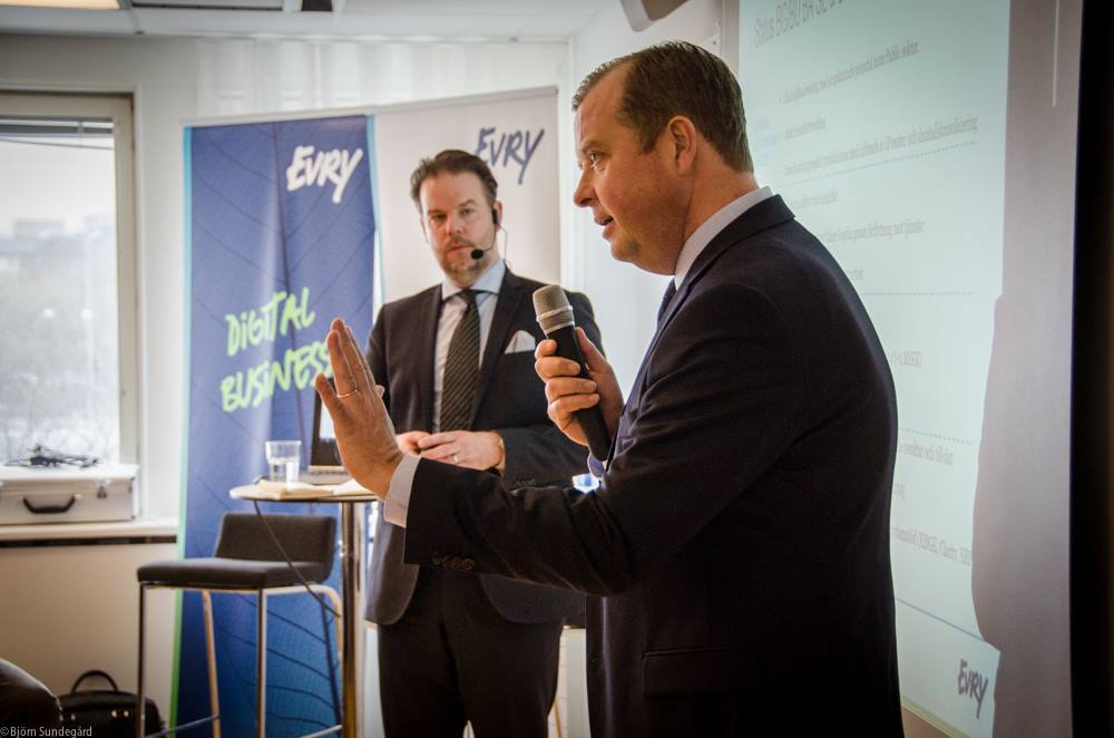 Evry Lays Off 500 Employees in Norway and Sweden