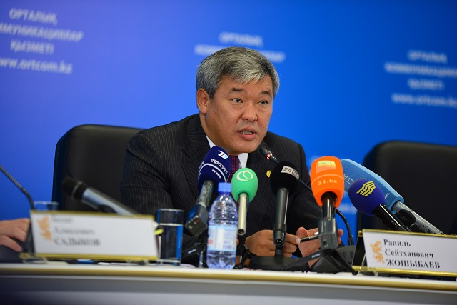 Kazakhstan Seeks Improved Cooperation with Norway
