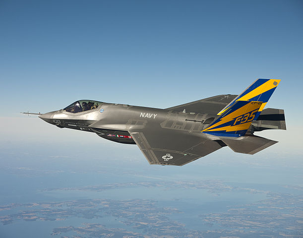 Multinational F-35-Summit to be held in Oslo on 25 September