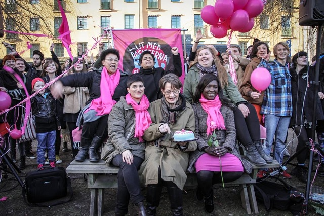 First Feminist Party of Norway on the Way