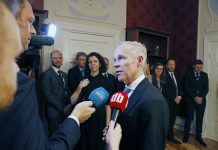 Finance Minister Jan Tore Sanner   Photo: Kenneth Hætta/Finansdepartementet