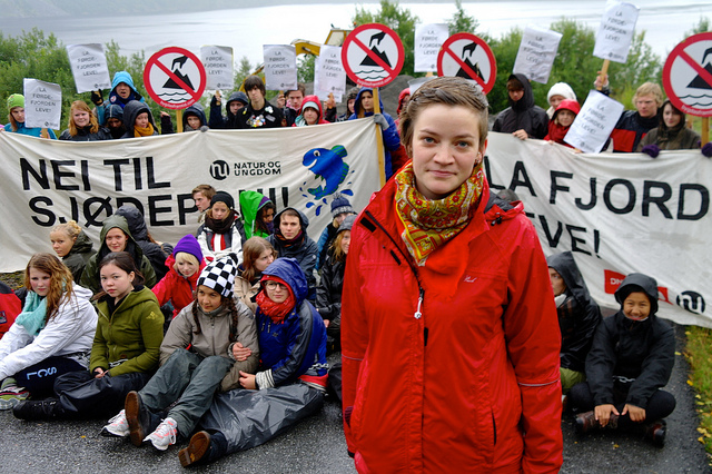 Environmental Organizations Continue Struggle against Norway Government