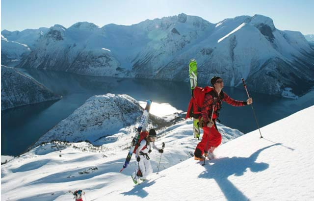 Helly Hansen to Promote Norwegian Fjords Worlwide