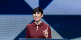 Ine Eriksen Søreide Foreign Minister of Norway