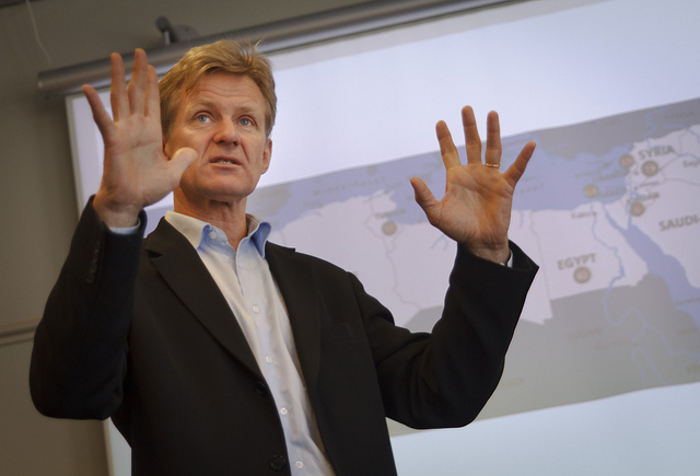 Jan Egeland Accuses Siv Jensen with Populism about Syria Refugees to Norway