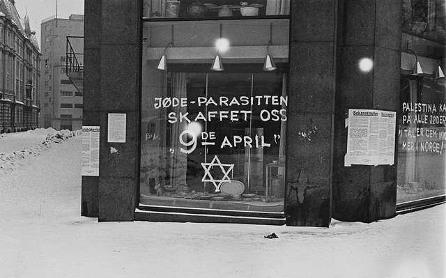 Israel Honored Four Norwegians for Saving Jews During the War