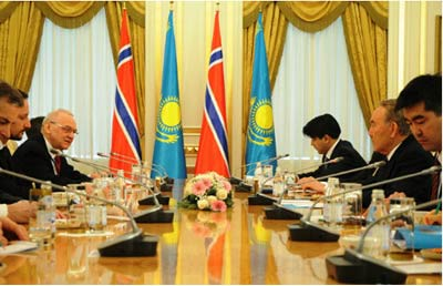 Strengthening Kazakhstan-Norway Relationships