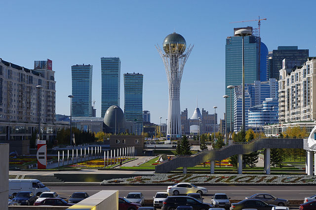 New run in Kazakhstan?