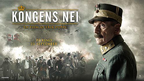 Kongen's Nei is Norwegian Oscar Candidate