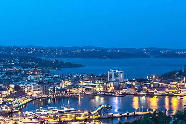 Kristiansand: Gateway of Norway To The Baltics