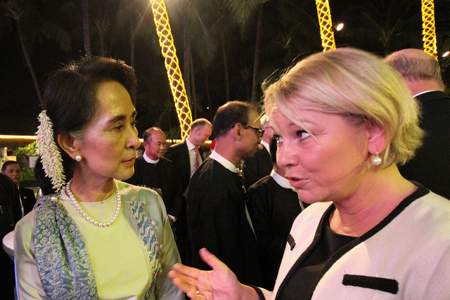 Norway�s NTNU Launched Master Program in Myanmar
