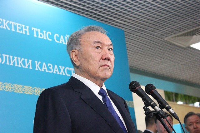 A New Era in Kazakhstan