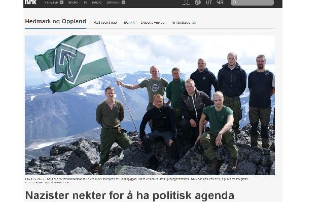 Scandinavian Neo-Nazis Make Norway Headquarter