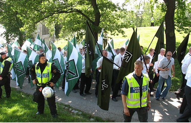 Norway Police Took Action against Right-Wing Extremists