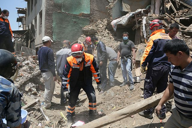 Statoil Supports Earthquake Victims in Nepal