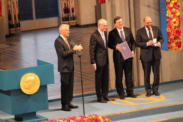 Jagland: Europe is a Peace Continent