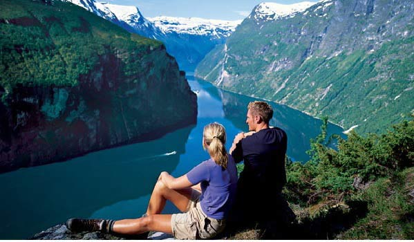 Norway is 46th Most Popular Touristic Destination of the World