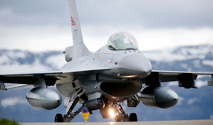 Terminally Ill Patient Rescued by F-16