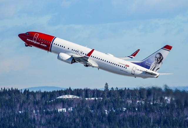 Norwegian Files a Complaint against SAS
