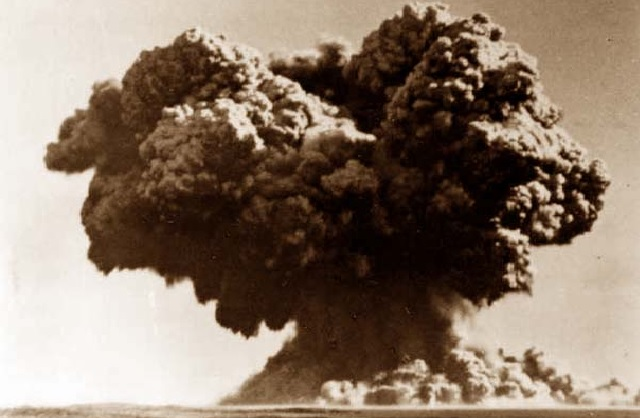 The Caretaker and the Plague - British Nuclear Weapons Testing in Australia
