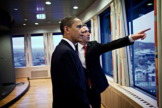 Norwegian Politicians are Happy with Obama's Re-election