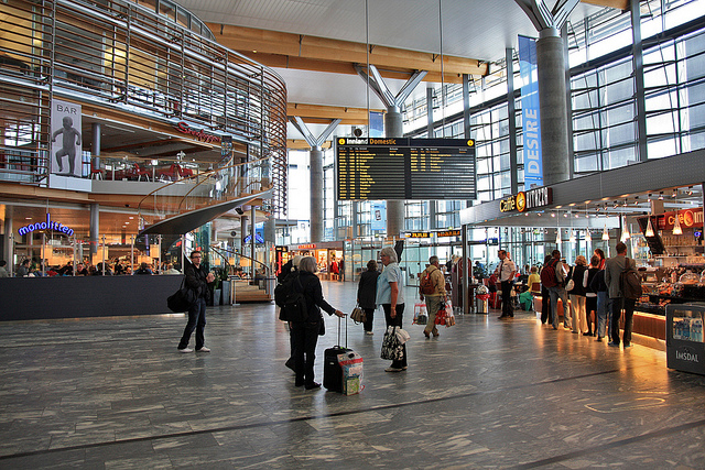 "Oslo Airport Regrets Tweeting That They're ""The Best"""