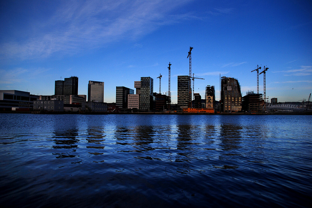 Bright Prospects for Norway in New Europe Financial Report