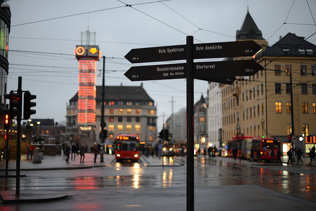 Oslo Already Started to Remove Car Parks for a Car-Free City