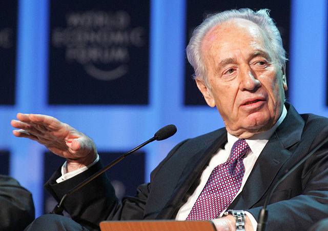 Israel President Peres to Norway