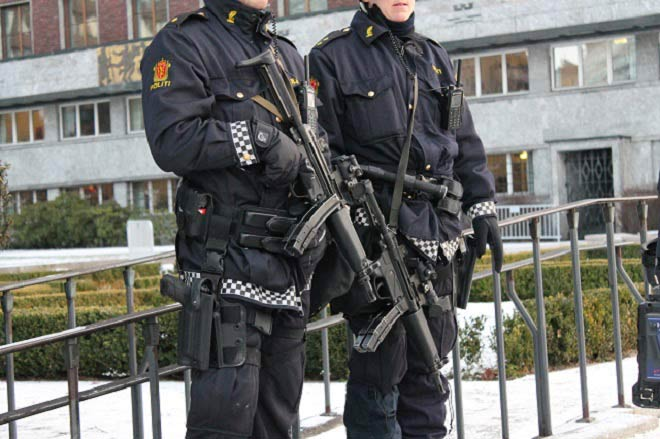 Majority in Norway Do not Want Armed Police