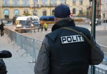 Politi Oslo Norway